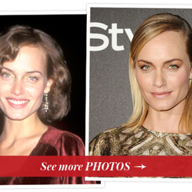 Happy 40th Birthday, Amber Valletta! See Who Else Turned 40