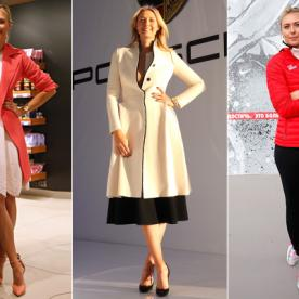 This Week's Wow: The Steamer Trunk of Designer Clothing Maria Sharapova Is Taking to Sochi