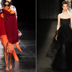 NYFW Day 3: Your 60 Second Morning Recap