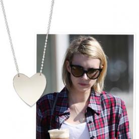 Emma Roberts Found the Perfect Valentine's Day Gift