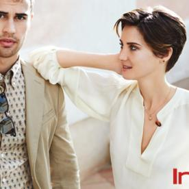 What Do Divergent Co-Stars Shailene Woodley and Theo James Really Think of Each Other? Find Out in Our Exclusive Interview!