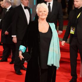 Red Carpet File: The Regal-Yet-Bohemian Looks of Oscar Nominee Judi Dench