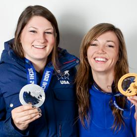 Exclusive: 5 Team USA Olympians Reveals Their Winter Beauty Secrets