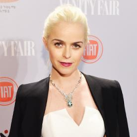 Taryn Manning Tells Us Why She Went for a Super Blonde New 'Do