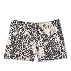 This Week's The Hunt Challenge: How Would You Style These Leopard Shorts?