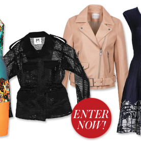 "InStyle Is Turning 20, But We're Giving Gifts to You With Our ""20 Days of Style"" Sweeps!"