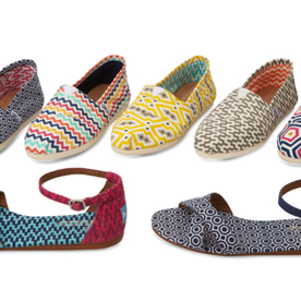 Usher in Spring With This Launch You'll Love: Jonathan Adler x TOMS Collection