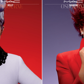 Like Mother, Like Daughter! See Sharon and Kelly Osbourne's Campaign For Their Upcoming MAC Collection