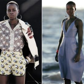 Breakout Star Lupita Nyong'o Is Taking Hollywood, and Fashion, By Storm