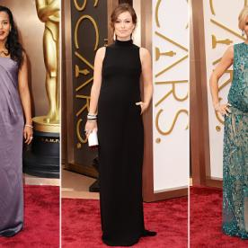 Baby Bumps Were the Hottest Accessory On the Oscar's Red Carpet