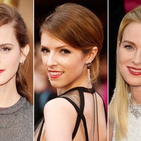 Oscars 2014: Red Lips Were a Winning Beauty Trend of the Night!