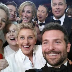 From Ellen's Twitter-Breaking Group Photo to Lupita's Speech, Our Favorite Oscar Moments