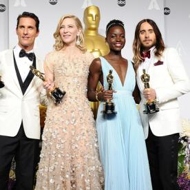 See all the Winners from the 2014 Academy Awards