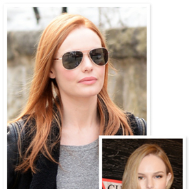 Kate Bosworth Is Now a Redhead! Do You Like Her New Look?
