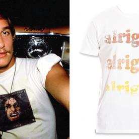 "Now You Can Wear Matthew McConaughey's ""Alright, Alright, Alright"" Catchphrase For a Good Cause"