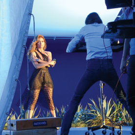 Go Behind the Scenes With April Cover Girl Jennifer Lopez