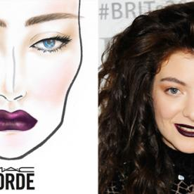Talk About Getting the Royal Treatment! Lorde to Launch a Makeup Collection With MAC