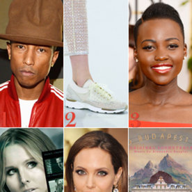 Pharrell Creates a Fragrance, How to DIY Chanel's Rhinestone Sneakers, and More