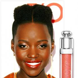 Make Sure You Get on the Orange Lip Trend In Time For Spring! Here's How