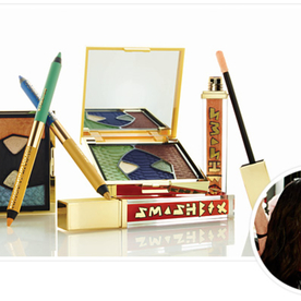 Exclusive! Santigold Spills On Her First-Ever Makeup Collection With Smashbox
