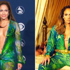 Jennifer Lopez Brings Back Her Most Famous Look Ever In Her New Music Video