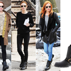 Get Revved Up With Kate Bosworth's Zadig & Voltaire Boots