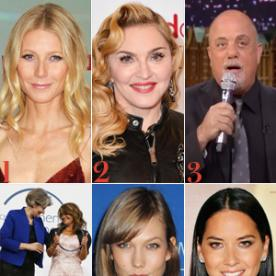 A Look Back at Celebs' First-Ever Tweets, Madonna Launches a Skincare Line in Japan, and More