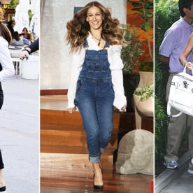 Celebrity Fashion Trend Alert: Overalls Aren't Just For Kids