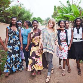 Shop for a Cause: Buy Sseko's T-Strap Sandals (and Send Women to College While Doing It)