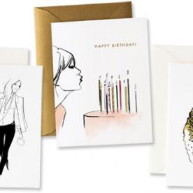 At a Loss for Words? Let Garance Dore's Chic Stationary Collection Do the Talking For You.