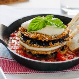 Dive Into This Delicious Twist on Eggplant Parmigiana Tonight, and More Lunchtime Links