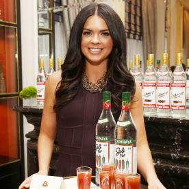 Brunch Bunch: Spice Up Sunday with Katie Lee's Favorite Bloody Mary Recipe