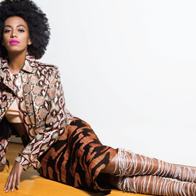"Solange Knowles Talks ""The Beauty of Being a Woman"" in the May Issue of ESSENCE"