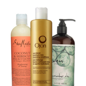 Skip the Shampoo! 3 Cleansing Conditioners You Need to Try Now