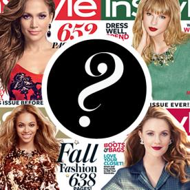 Quiz: Which InStyle Cover Star Are You?