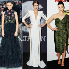 Pick Your Favorite Star Look From This Week With Our A-List Tool