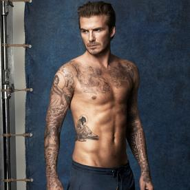 Swoon! David Beckham and His Abs Turn 39 Today