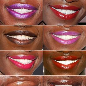 Celebrate National Lipstick Day with Lupita Nyong'o's Rainbow of Show-Stopping Hues