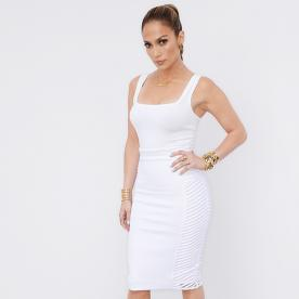 Jennifer Lopez Was White Hot for Last Night's American Idol