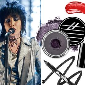 Smokin'! Get Joan Jett's Makeup Look From The Rock and Roll Hall of Fame Induction
