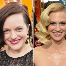 Are You a Joan, Betty, Peggy, or Megan? Try On the Mad Men Stars' Real-Life Hairstyle to Find Out!