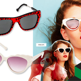 Love at First Shade: Preen Debuts Eyewear Collection