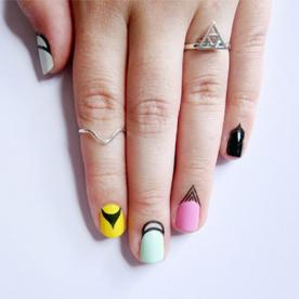 Would You Give Your Cuticles Tattoos? Yes, It's the Next Era of Nail Art