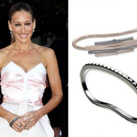 The Next Big Jewelry Trend To Try: Hand Cuffs