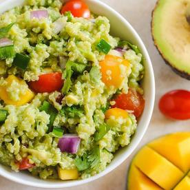 Lunchtime Links:  A Recipe for Colorful Quinoa Salad, Plus 5 Stories to Read During Your Break