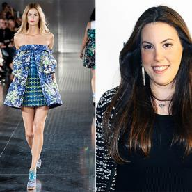Attention, Gym Rats! Designer Mary Katrantzou is Bringing Her Colorful Prints to Adidas