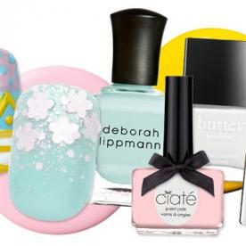 What's Sweeter Than Easter Candy? These Festive Nail Art Tips!