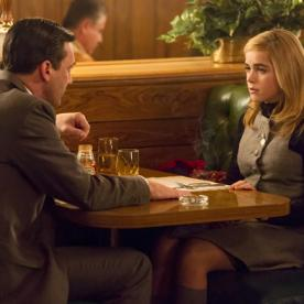 Costume Designer Insider: All the Scoop on the Looks from Mad Men Season 7 Episode 2