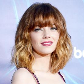 The 3 Products You Need to Recreate Emma Stone's Bold Berry Lip