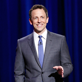 Lunchtime Links: Seth Meyers Will Host This Year's Primetime Emmys, Plus More Must-Reads